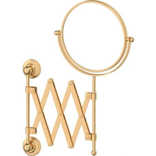Косметическое зеркало 3SC Stilmar STI 320 матовое золото