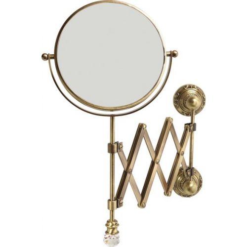 Косметическое зеркало Migliore Cristalia ML.CRS-60.219.BR бронза