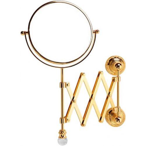 Косметическое зеркало Migliore Cristalia ML.CRS-60.219.DO золото