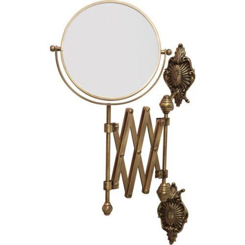 Косметическое зеркало Migliore Elisabetta ML.ELB-60.119.BR бронза