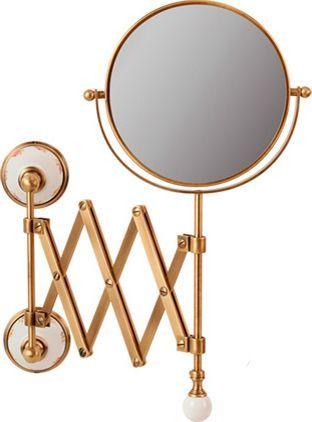 Косметическое зеркало Migliore Provance ML.PRO-60.519.BR бронза