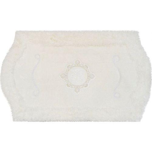 Коврик Bath Plus Royal белый