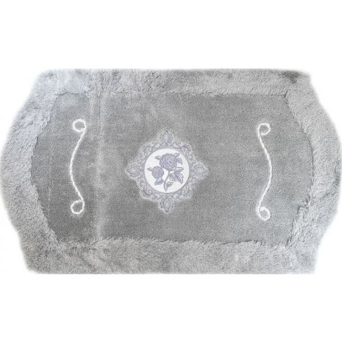 Коврик Bath Plus Royal серый