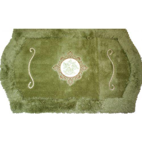 Коврик Bath Plus Royal зеленый