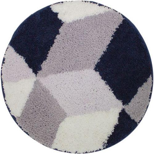 Коврик Dasch La Vita Орнелла HJ-A011 55 синий