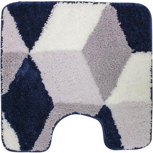 Коврик Dasch La Vita Орнелла HJ-A011 55x55 синий