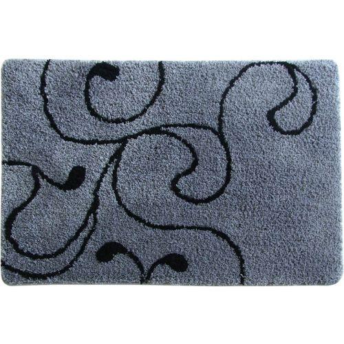 Коврик Iddis Flower Lace Grey 90х60