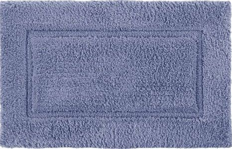Коврик Kassatex Elegance ELR-244-MNS голубой