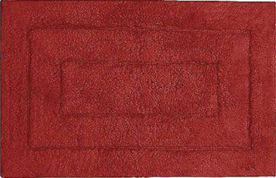 Коврик Kassatex Kassadesign Garnet Red KDK-2032-GAR бордовый, 81x51