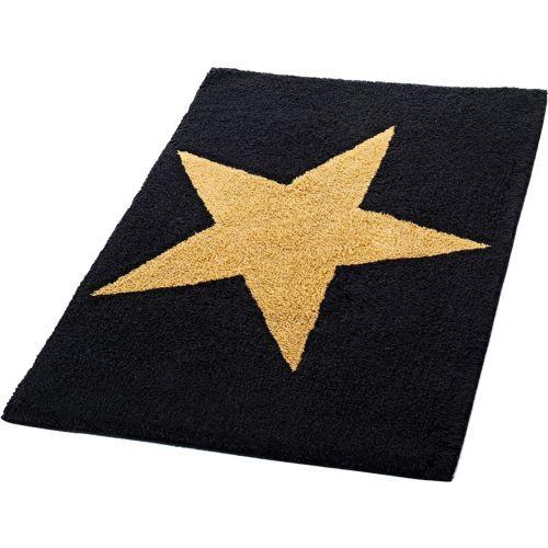 Коврик Ridder Star 712304 90х60 черный