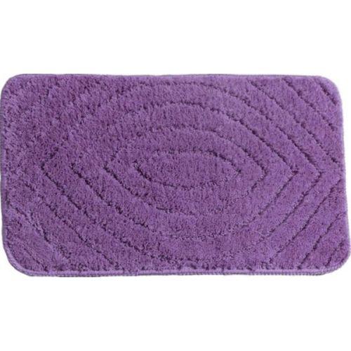 Коврик Verran Eye 066-70 фиолетовый, 60x40