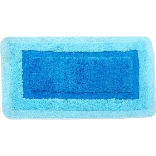 Коврик Wess Belorr A13-35 синий, 80x50