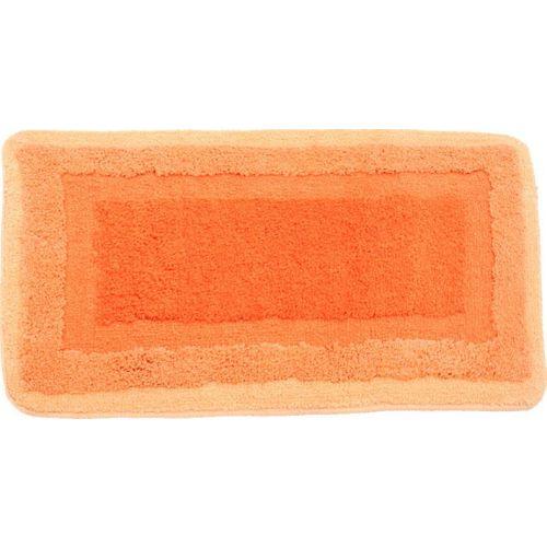 Коврик Wess Belorr A13-44 оранжевый,80x50