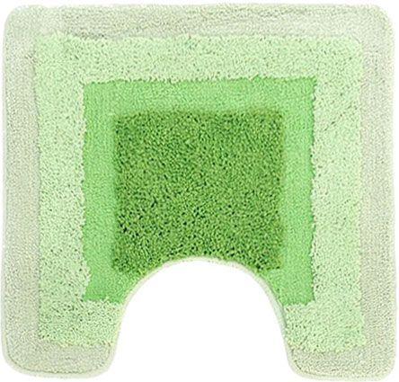 Коврик Wess Belorr AK18-52 зеленый, 50x50
