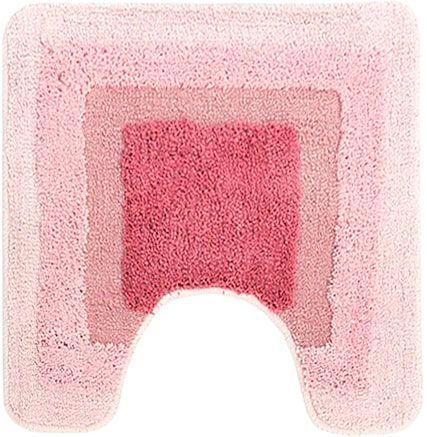 Коврик Wess Belorr AK18-80 розовый, 50x50