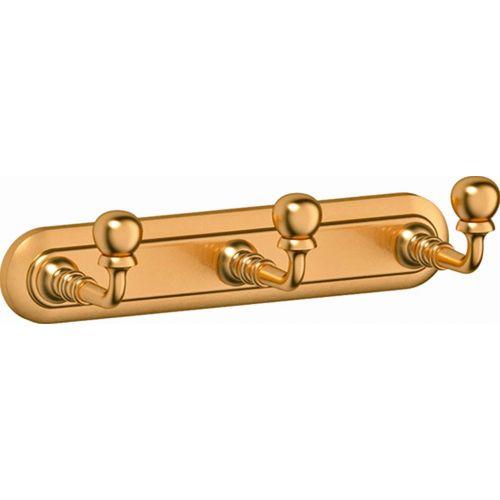 Крючок 3SC Stilmar STI 302 матовое золото