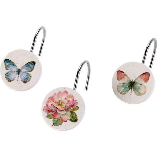 Крючок для шторы Avanti Butterfly Garden
