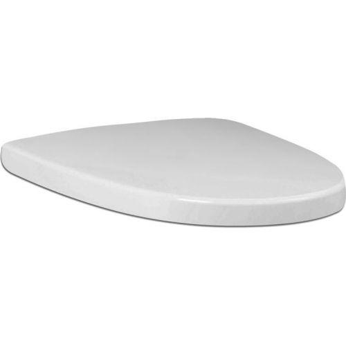 Крышка-сиденье Am.Pm Bliss L C537852WH с микролифтом, петли хром