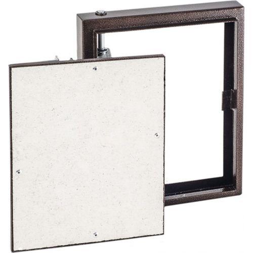 Люк настенный Evecs Ceramo Steel D4050 40x50