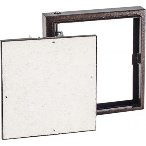 Люк настенный Evecs Ceramo Steel D5050 50x50