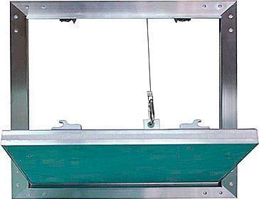 Люк настенный Revizor Ультиматум 15x15 съемный стандарт