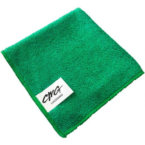 Материал протирочный CMG LIA220WKG салфетка, зеленая
