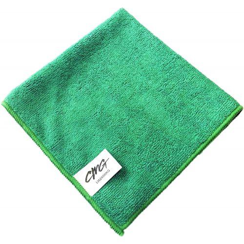 Материал протирочный CMG LIA240WKG салфетка, зеленая