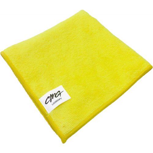 Материал протирочный CMG LIA380HPY салфетка, желтая