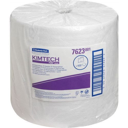 Материал протирочный Kimberly-Clark Kimtech Pure 7623 рулон