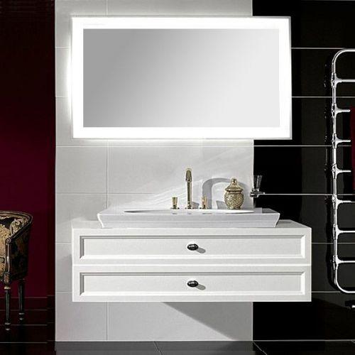 Мебель для ванной Villeroy & Boch La Belle 135 white brilliant с 2 ящиками