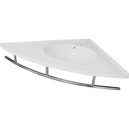 Мебельная раковина Акватон Меблико 102 L с рейлингом