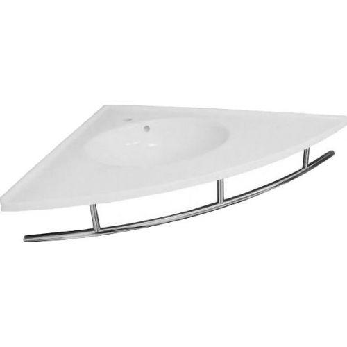 Мебельная раковина Акватон Меблико 102 R с рейлингом