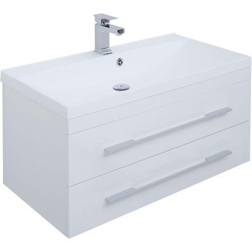 Мебельная раковина Aquanet Нота 90 NEW