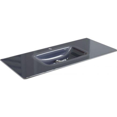 Мебельная раковина Caprigo Accord 120 графит