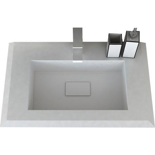 Мебельная раковина Cezares Bellagio 71 bianco opaco