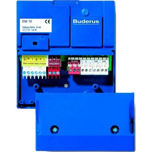 Модуль Buderus EM10 сообщений о неисправностях со входом 0 -10 В