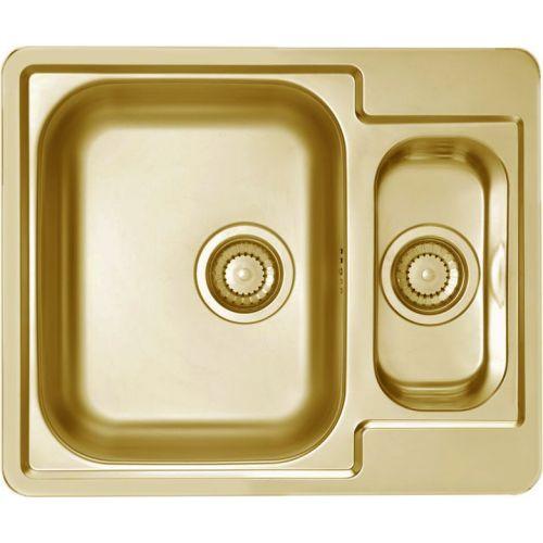 Мойка кухонная Alveus Vintage Line 50 бронза