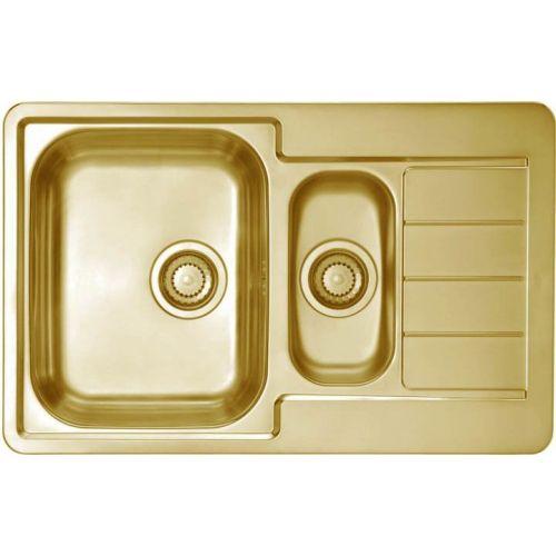 Мойка кухонная Alveus Vintage Line 70 бронза