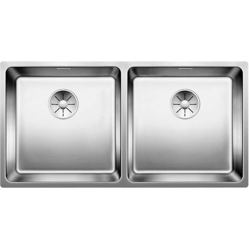 Мойка кухонная Blanco Andano 400/400-U сталь