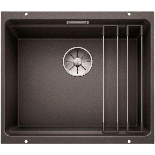 Мойка кухонная Blanco Etagon 500-U антрацит