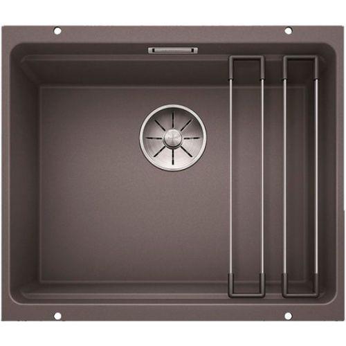 Мойка кухонная Blanco Etagon 500-U темная скала