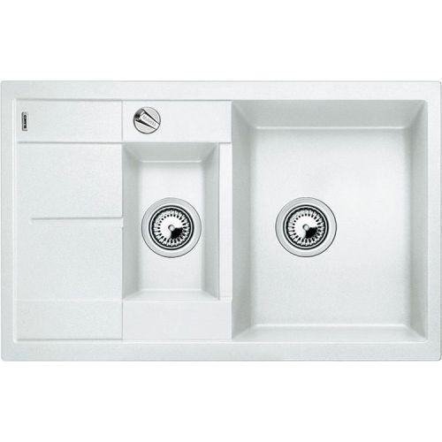 Мойка кухонная Blanco Metra 6 S Compact белый