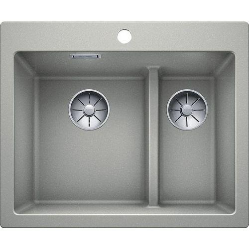 Мойка кухонная Blanco Pleon 6 Split жемчужная