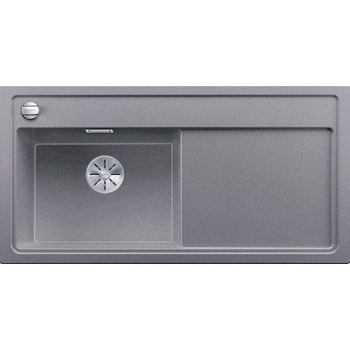 Мойка кухонная Blanco Zenar XL 6S алюметаллик, левая