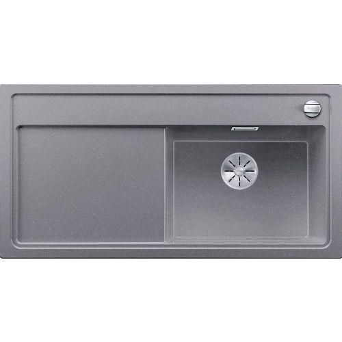 Мойка кухонная Blanco Zenar XL 6S алюметаллик, правая