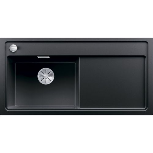 Мойка кухонная Blanco Zenar XL 6S антрацит, левая