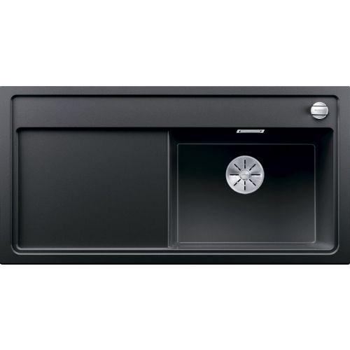 Мойка кухонная Blanco Zenar XL 6S антрацит, правая