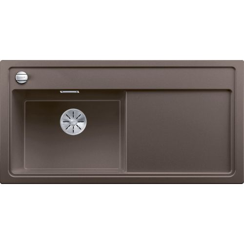Мойка кухонная Blanco Zenar XL 6S мускат, левая