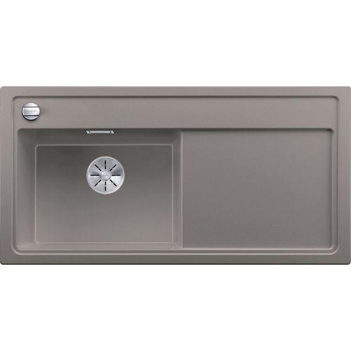 Мойка кухонная Blanco Zenar XL 6S серый беж, левая