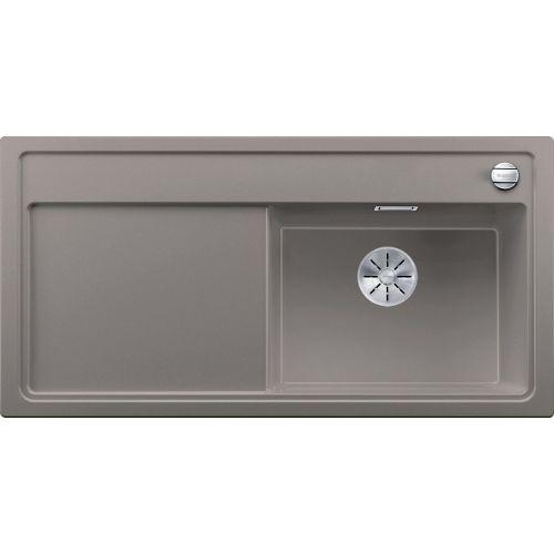 Мойка кухонная Blanco Zenar XL 6S серый беж, правая